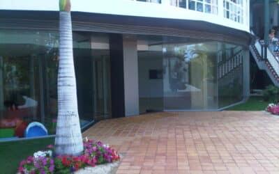 Rehabilitación del Hotel Parque Santiago IV, en Tenerife