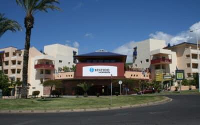 Proyecto de rehabilitación del Hotel Jacaranda, en el sur de Tenerife