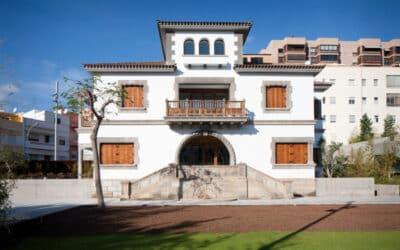 Proyecto para la Casa del Duque en el Hotel Mencey, en Tenerife