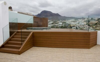 Rehabilitación del Hotel Iberostar Bouganville Playa. Dressler Aluminio