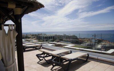 Hotel Luabay Costa Los Gigantes Tenerife Rehabilitación - Dressler Aluminio