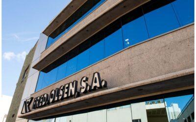 Proyecto en el edificio de oficinas de Fred Olsen en Tenerife