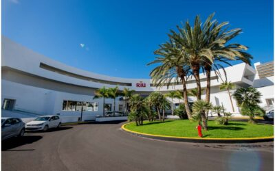 Hotel Riu Palace Tenerife Rehabilitación Dressler Aluminio