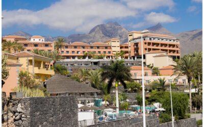 Dressler Aluminio en Canarias - Hotel Meliá Jardines del Teide en Tenerife