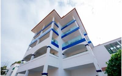 hotel park club europe rehabilitación Dressler Aluminio