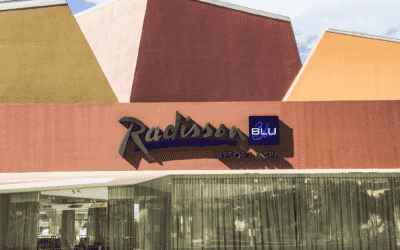 Dressler Aluminio en Canarias - Hotel Radisson Blu Resort