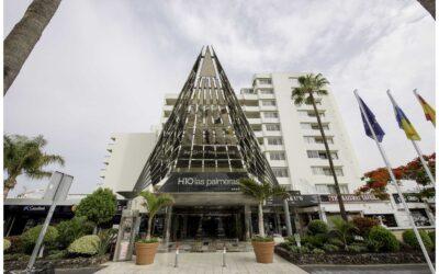 hotel h10 las palmeras. Proyecto Dressler Aluminio
