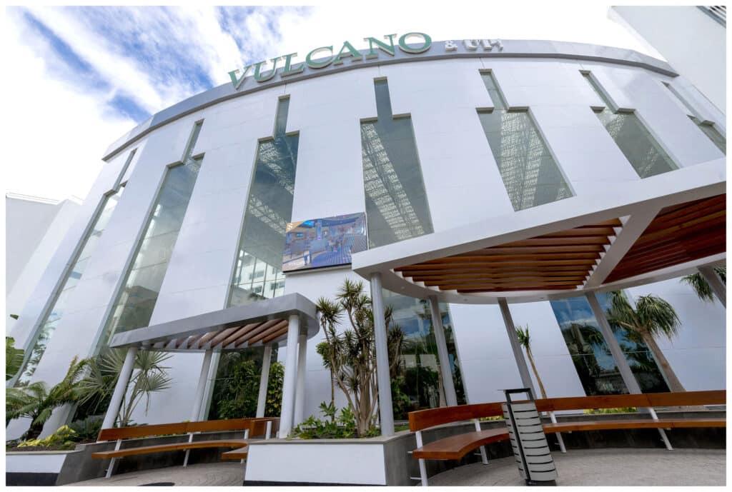 Dressler Aluminio en Canarias - Hotel Vulcano en Tenerife