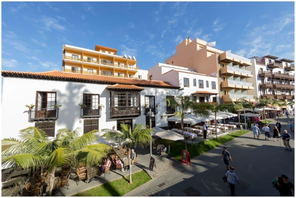 Hotel Marquesa Puerto de la Cruz. Dressler Aluminio