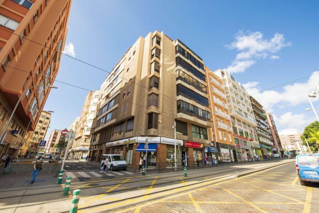 Proyecto para la sede de SC de Tenerife de Mutua Tinerfeña