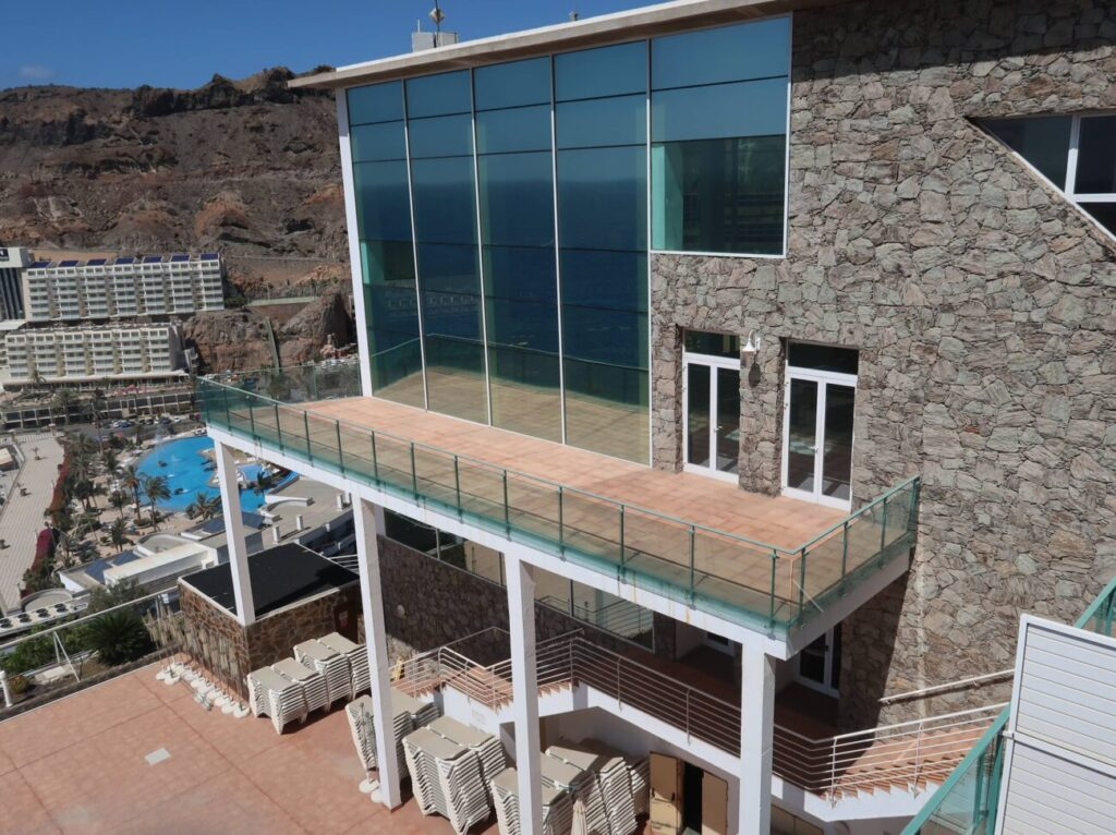 Proyecto para el Hotel Mogán Princess, en el sur de Gran Canaria