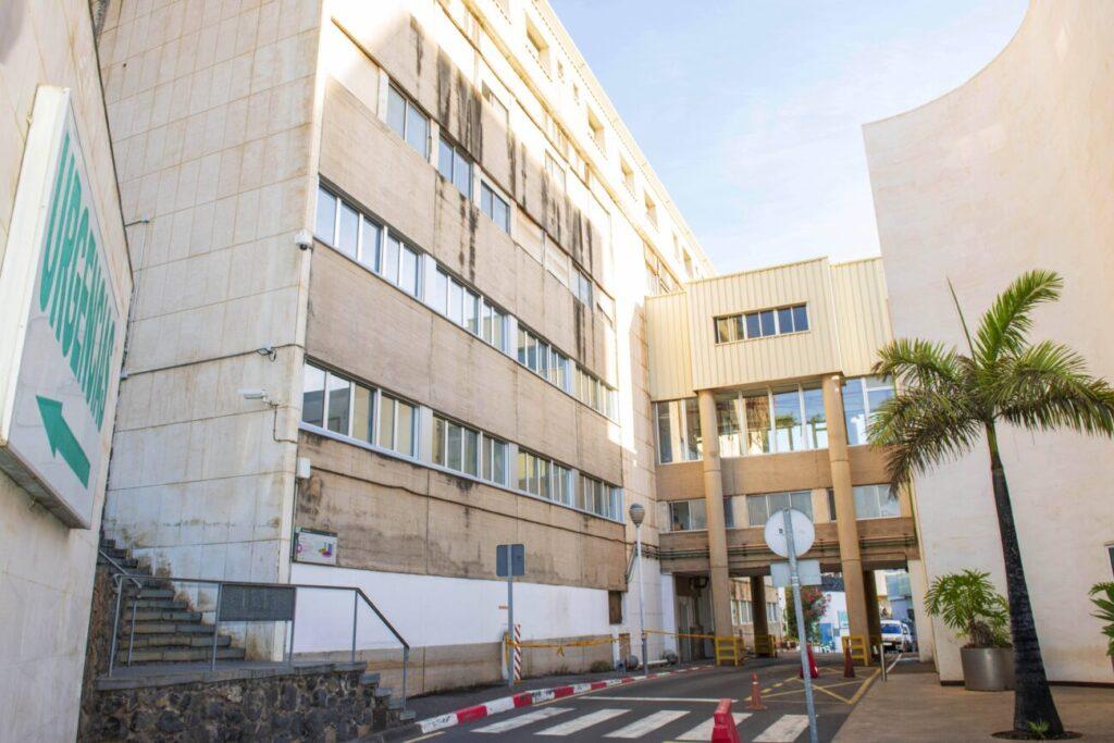 Proyecto para el Hospital Universitario de Canarias, en Tenerife